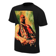 Stone Cold Steve Austin Rob Schamberger Artwork T-Shirt