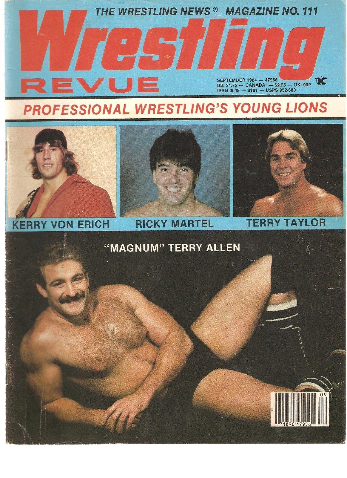 Wrestling Revue - September 1984