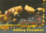 1999 WCW-nWo Nitro (Topps) Goldberg 65