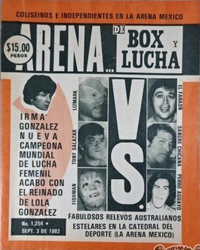 Box y Lucha 1254
