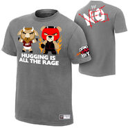 Daniel Bryan & Kane Hugging Is All The Rage shirt