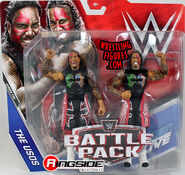 WWE Battle Packs 44 The Usos (Jimmy & Jey)