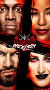 WrestleMania Backlash 2021 poster