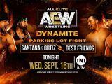September 16, 2020 AEW Dynamite results