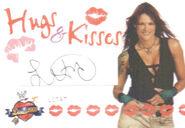 Lita hugs+kisses