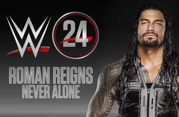 Roman Reigns Never Alone