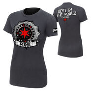 CM Punk In Punk We Trust Women's T-Shirt