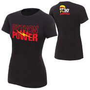 Hulk Hogan Python Power Women's T-Shirt