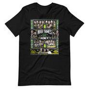 NXT WarGames 2020 Event T-Shirt