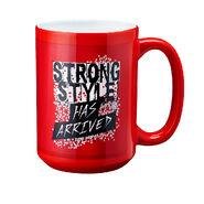 Shinsuka Nakamura Strong Style Has Arrived 15 oz. Mug