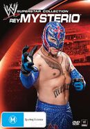 Superstar Collection - Rey Mysterio DVD cover