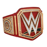 Deluxe WWE Universal Championship Replica Title