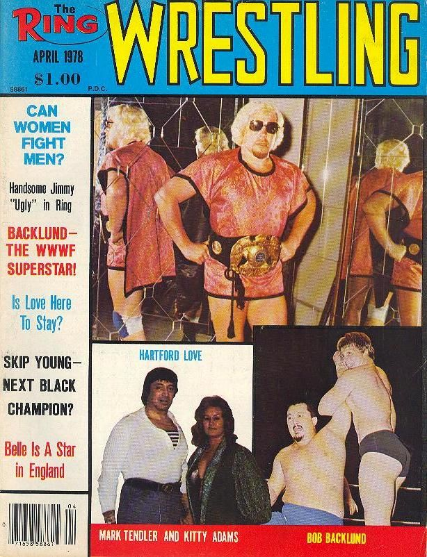 The Ring Wrestling - April 1978
