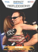 2012 TNA Impact Wrestling Reflexxions Trading Cards (Tristar) Sting 92