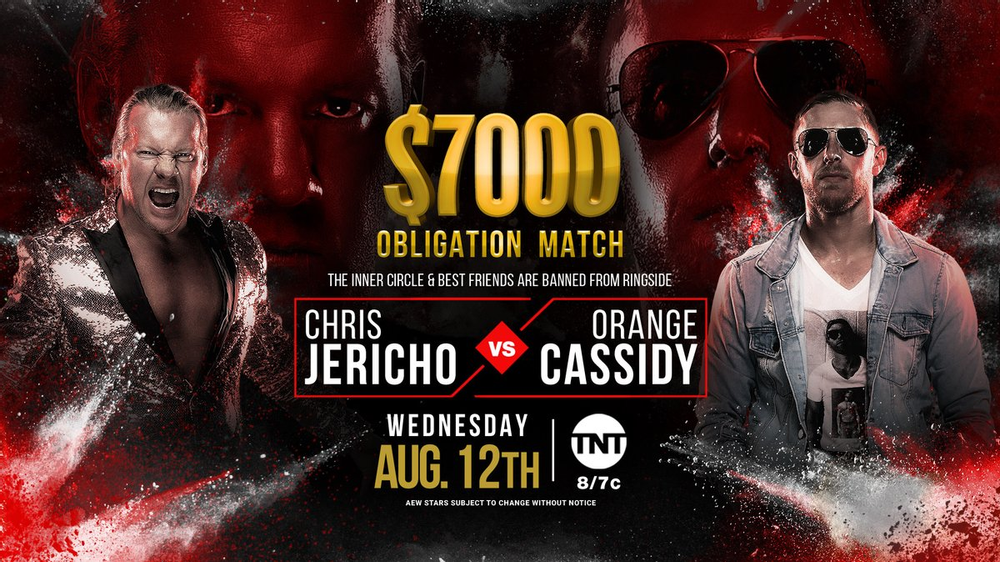 August 12, 2020 AEW Dynamite results