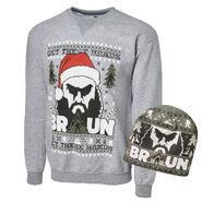 Braun Strowman Ugly Holiday Sweatshirt & Beanie Package