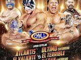 CMLL Martes Arena Mexico (September 14, 2021)