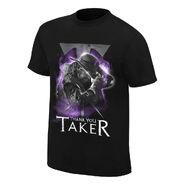 Undertaker Thank You Taker Photo T-Shirt