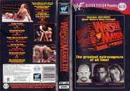 WWF Wrestlemania XIV - Cover