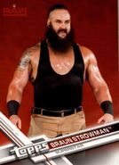 2017 WWE (Topps) Then, Now, Forever Braun Strowman 111
