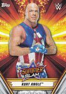 2019 WWE SummerSlam (Topps) Kurt Angle 12