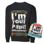 Eddie Guerrero Ugly Sweatshirt & Beanie Package