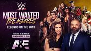 WWE Mosted Wanted Treasures
