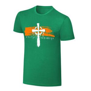 Sheamus Celtic Warrior St. Patrick's Day T-Shirt.jpg