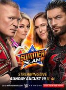 SummerSlam 2018 poster