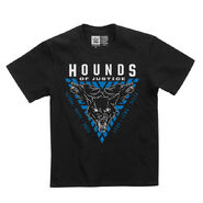 The Shield Hounds of Justice Youth Authentic T-Shirt