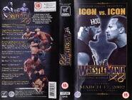 WWF Wrestlemania XVIII - Cover