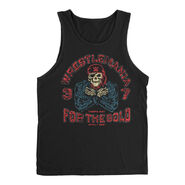 WrestleMania 37 For The Gold Tank Top