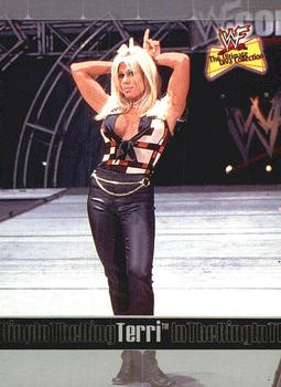2001 WWF The Ultimate Diva Collection (Fleer) Terri (No.79)