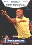 2012 TNA Impact Wrestling Reflexxions Trading Cards (Tristar) Hulk Hogan 87