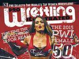 2015 PWI Top 50 Females