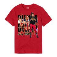 Bianca Belair EST of WWE Phototype Graphic T-Shirt