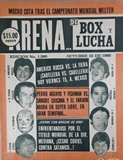 Box y Lucha 1260