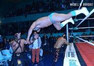 CMLL Lunes Arena Puebla 11-21-16 10
