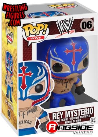 Rey Mysterio - Pop WWE Vinyl (Series 1)