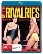 Top 25 Rivalries (DVD)