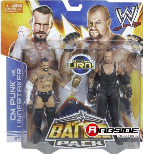 WWE Battle Packs 25
