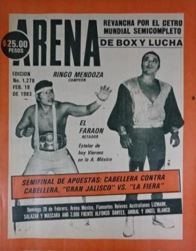 Box y Lucha 1278