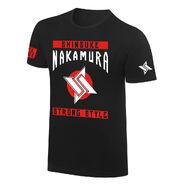 Shinsuke Nakamura Main Event T-Shirt