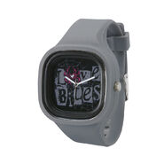 AJ Lee Love Bites Flex Watch - Grey