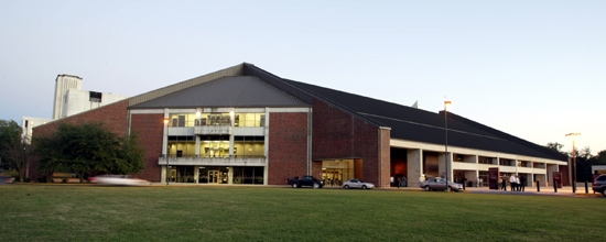 Donald L. Tucker Center