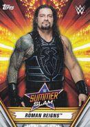 2019 WWE SummerSlam (Topps) Roman Reigns 14