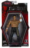 TNA Deluxe Impact 1 Samoa Joe