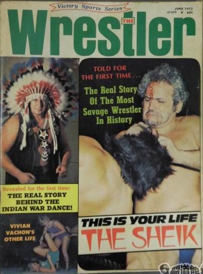 The Wrestler - June 1972
