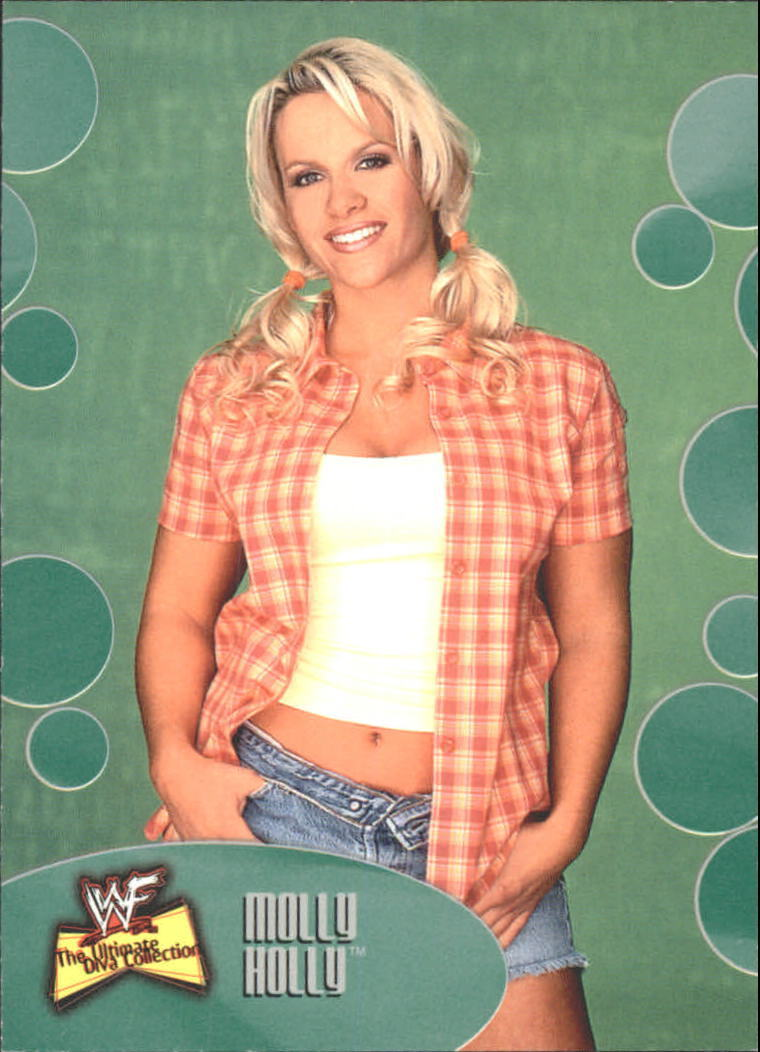 2001 WWF The Ultimate Diva Collection (Fleer) Molly Holly (No.6)