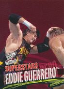 2001 WWF WrestleMania (Fleer) Eddie Guerrero 13